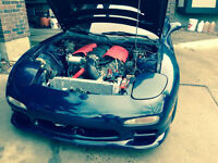 1993 Mazda RX-7 LS 1 swapped
