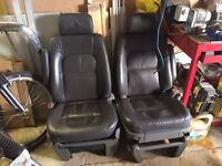 Two leather seats, vw t4 /5