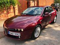Alfa Romeo 159 2.2JTS Turismo, GENUINE 44,000 MILES, 2 KEYS, PX CLEARANCE!