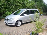 Vauxhall/Opel Zafira 1.6i 16v ( a/c ) 2006MY Club