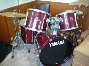 Yamaha  Stage Custom Drum Kit 1999