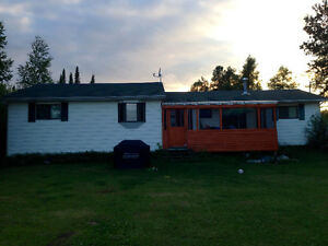 Home for rent on Agimak Lake, Ignace, ON