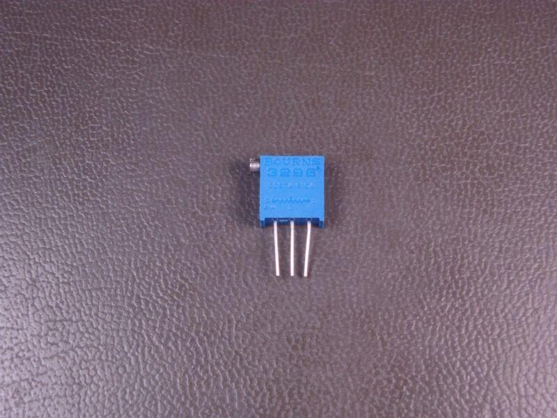 "RJR24FX102R Bourns 3/8"" Trimpot Trimming Potentiometer 1k Ohm 25 Turns Nom 10%"