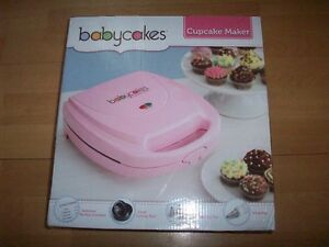 Babycakes Cupcake Maker and Pops Maker and Electric Knife