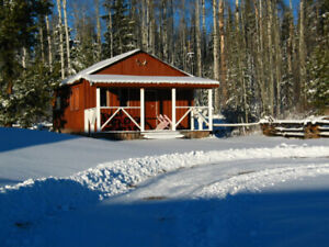 Horsefly Cabin for Rent