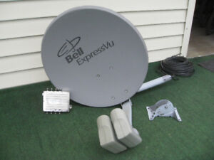 Satellite Dish & Multi-Dish Switch