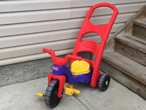 Fisher Price tri-cycle