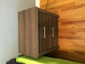DOUBLE BED, NIGHTSTAND AND DRESSER St. John's Newfoundland image 2