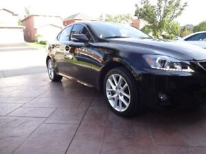 2011 Lexus IS 250 AWD Sedan