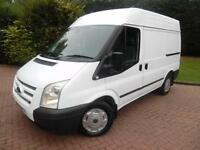 2012/62 Ford Transit T280 TREND 2.2TDCi 125PS SWB MEDIUM ROOF WITH AIR/CON