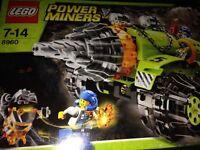 LEGO SET 8960 POWER MINERS