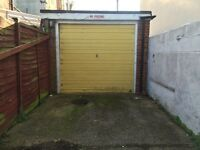 Garage for rent as storage