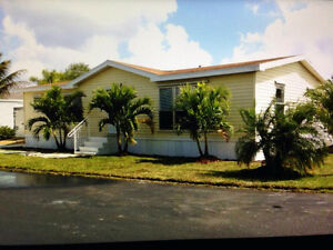 Florida mobile home for rent (near Miami)