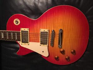 Left-Handed Les Paul Pro Combo