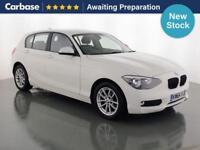 2015 BMW 1 SERIES 116d SE 5dr Step Auto