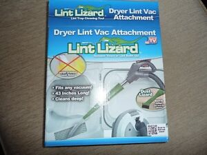 Dryer Vacuum