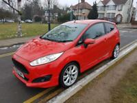 Ford Fiesta 1.0 EcoBoost Zetec 2013 FULL SERVICE HISTORY ONE PREVIOUS OWNER,