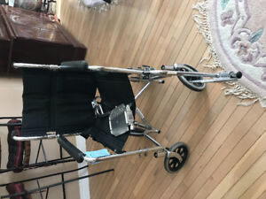 Almost new wheelchair