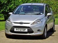 Ford Fiesta 1.2 Zetec 3dr PETROL MANUAL 2010/10