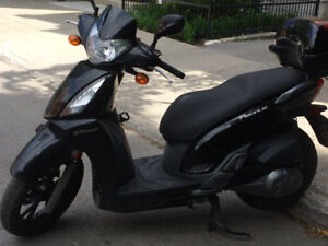 Scooter Kymco People