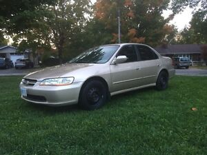 2000 Honda Accord - Certified and E-tested