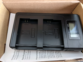 Brand new battery charger for Sony Alpha (NP-FW50)