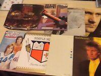 Vinyl joblot-lp,record,Bowie, rob Stewart,McCartney,the police.120++++