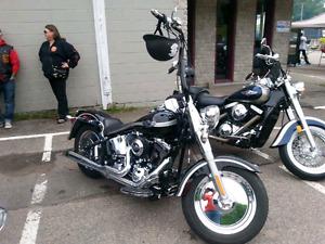 2003 Harley Davidson fatboy fuel injected