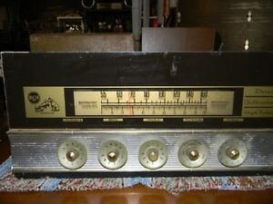 RCA Antique Radio