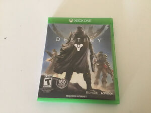 Destiny XBOX ONE GAME FOR ONLY $20