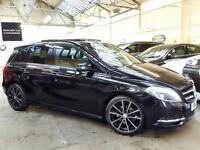 2012 Mercedes-Benz B Class 1.8 B200 CDI BlueEFFICIENCY Sport 5dr