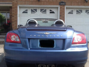 2005 Convertible Chrysler Crossfire