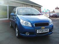 2008 Chevrolet Aveo 1.4 LT 5d **60k / NEW MOT**