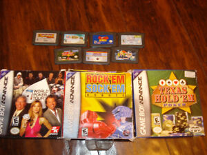 Lot of 10 Gameboy Advance Games $20 for all Edmonton Edmonton Area image 1