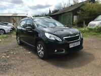Peugeot 2008 Crossover 1.2 PureTech ( 82bhp ) 2015MY Active .P/X TO CLEAR, CAT-S