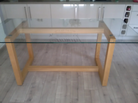 Marks and spencers Colby collection dining table purchased last year