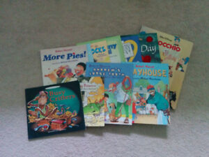 11 children's books, all in like new condition, $20