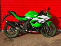 2016 KAWASAKI BX NINJA 250 SPECIAL EDITION 250cc CHOICE OF 2, DELIVERY AVAILABLE