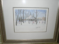 ONTARIO Artist signed print