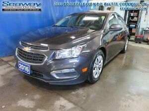 2016 Chevrolet Cruze Limited LIMITED LT   - $104.89 B/W