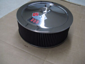 """14"""" open element air cleaner"""