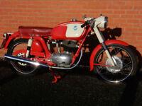 MV AGUSTA 150cc RAPIDO SPORT 1962