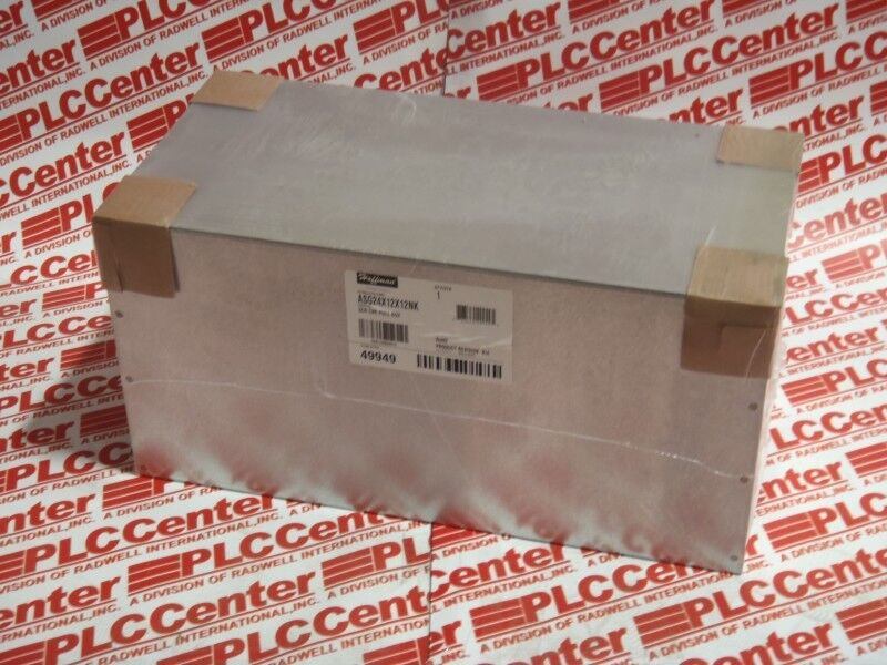 Pentair Asg24x12x12nk / Asg24x12x12nk (new In Box)