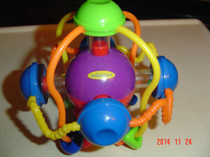 """""""INFANTINO"""" INFANT/TODDLER RATTLE MULTI-FUNCTION LEARNING TOY"""