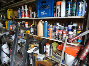 PRIVATE AUCTION - LOT #7 - EVERYTHING IN GARAGE