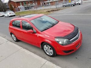 **SATURN ASTRA XE 2008 HATCHBACK**AUTOMATIQUE**TOIT PANORAMIQUE