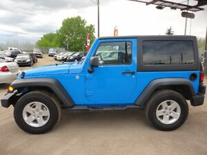 2011 JEEP WRANGLER SPORT-V6- 6SPEED-4X4 IN EXCELLENT CONDITION
