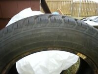 four winter tires for sale  195  60 15