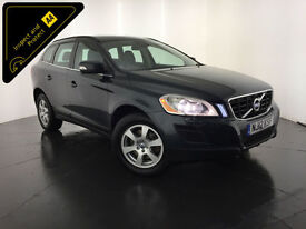 2012 VOLVO XC60 SE D5 4 WHEEL DRIVE ESTATE SERVICE HISTORY FINANCE PX