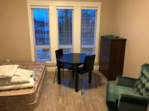 Jan 1, for couple, furnished, utilities included, shared house